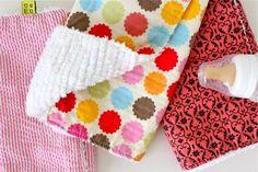 : Burp Cloth Gift Sets | MADE