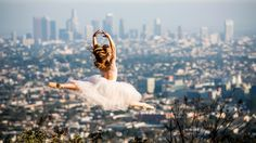 Download wallpaper beautiful ballet, ballerina, pointe shoes ...
