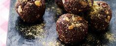 Recept: Chiachokokulor med kokos och lakrits | I FORM