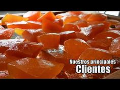 Dulces Cristalizados 100% Mexicanos - YouTube Vegan Cafe, Fall Baking, Canning Recipes, Sustainable Living, Deli, Mexican Food Recipes, Food To Make, Truffles, Favorite Recipes