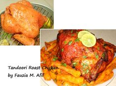 Tandoori Roast Chicken | Fauzia's Kitchen Fun