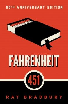 Fahrenheit 451: The temperature at which book paper burns... In a future totalitarian state where books are banned and destroyed by the government, Guy Montag, a fireman in charge of burning books, meets a revolutionary schoolteacher who dares to read and a girl who tells him of a past when people did not live in fear.