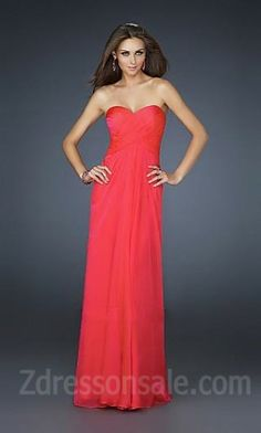 Get The Pretty La Femme 17437 Prom Dress And Catch Everyone's Attention!