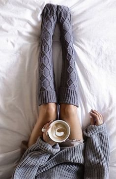 Boot Socks! Crochet socks. Leg warmers.