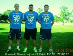 ESPORTE CLUBE CRUZEIRO RS  PRIMEIRA DIVISÃO GAÚCHA : JUVENIL 2014