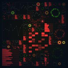 Generative interface, made in processing.  https://www.behance.net/gallery/30161221/Generative-UI