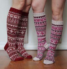 Isla-sukat ohje - Lankamaailma Wool Socks, Knitting Socks, Designer Socks, Leg Warmers, Beige, Villas, Crochet, Crafts, Fashion
