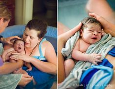 Dayton and Columbus Ohio Birth & Newborn Photographer and Videographer. Water Birth, Dayton Ohio, Birth Photography, Newborn Photographer, Couple Photos, Artwork, Beautiful, Couple Shots, Work Of Art