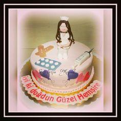 Hemşire pasta