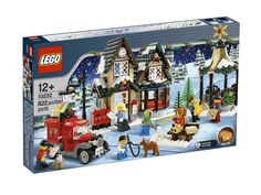 AmazonSmile: LEGO Creator Winter Village Post Office 10222: Toys & Games