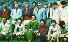 Steaua București, 1986