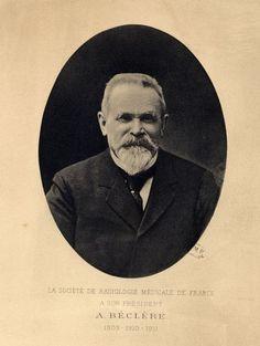 Antoine-Louis-Gustave Béclère,  1856-1939.