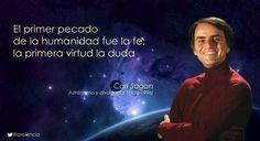 40 Frases de Carl Sagan que te harán más Inteligente(y Ateo) - Taringa!