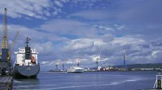 Belfast harbour turnover climbs to £50m