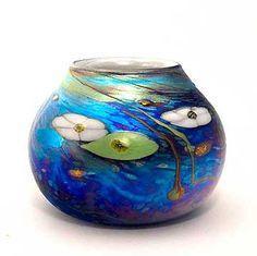 Contemporary Art Glass Artists   Odyssey Modern Art Glass Gallery - Tom Michael, Glass Artist