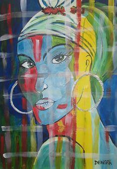 Rosa dengra Painting, Art, Pink, Art Background, Painting Art, Kunst, Gcse Art, Paintings, Painted Canvas