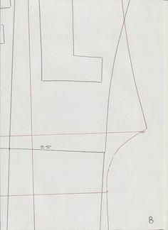 MOLDE BASE DE MACACÃO TAMANHO-38 - Moldes Moda por Medida