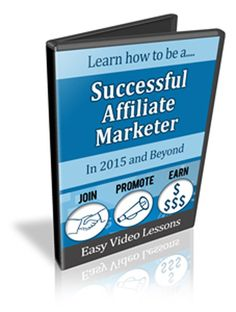 How To Be A Successful Affiliate Marketer In 2015 - Video Series (PU)