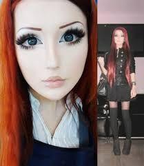 макияж кукольный. аниме