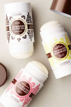 The Healthy Deodorant by Lavanila Laboratories #anthrofave #anthropologie