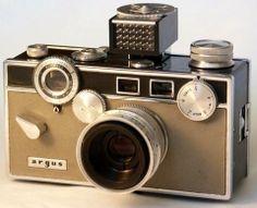 Argus Matchmatic C3 rangefinder 35mm camera