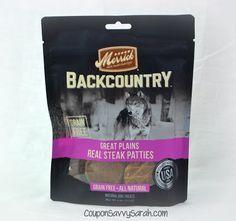 Coupon Savvy Sarah: Merrick Backcountry Dog Treats Review #ChewyInflue...
