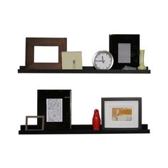 48 Inch Long Photo Ledge in Black Smart Furniture http://www.amazon.com/dp/B00JQNEUAI/ref=cm_sw_r_pi_dp_-Bdivb122QMYC