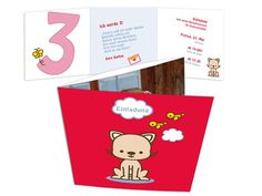 Geburtstagseinladungen+-+Hallo+Katze Hello Kitty, Family Guy, Fictional Characters, Griffins