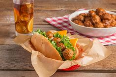 A meatball sandwich and so much more! This Coney Meatball Subs recipe uses Farm Rich Meatballs to take a hoagie sandwich from good to seriously good.