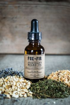 Everyman's Beard Oil - Natural Beard & Mustache Conditioning Oil - Perfect Men's Christmas Gift and Men's Stocking Stuffer - Made in Vermont