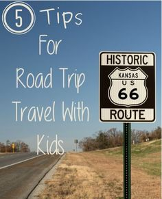 5 Tips for Road Trip