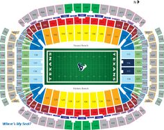 We are going to the TEXAN / JACKSONVILLE FLA. GAME TODAY !! Section 113 , right by the Tunnels were they come out !!! So excited.. crossing this off hubby and mine bucket list !!! I AM A FAN OF BOTH , I AM A TXAN AND A FLORIDIAN !!  Lol...
