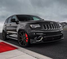 Jeep Cherokee Jeep Grand Cherokee Srt, Jeep Grand Cherokee Limited, Srt8 Jeep, Jeep Scout, Jeep Wk, Trailblazer Ss, Dodge Srt, Badass Jeep, Dream Car Garage