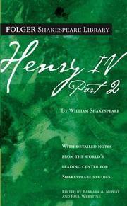 Henry IV, Part 2.