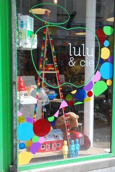 lulu & cie shop window