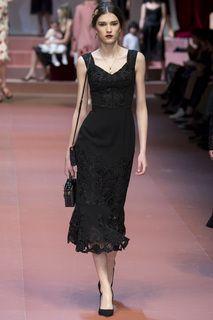 Dolce & Gabbana коллекция | Коллекции осень-зима 2015/2016 | Милан | VOGUE