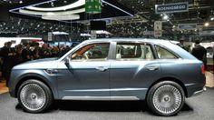 2017 Bentley SUV Bentayga - http://www.gtopcars.com/makers/bentley/2017-bentley-suv-bentayga/