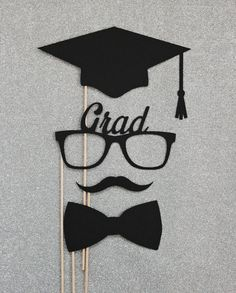 Graduation Photo Booth Props Class of 2013 Photo by LittleRetreats, $13.00