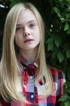 Elle Fanning as Abra from Dr Sleep novel Cute Young Girl, Cute Girls, Cara Delevingne, Dakota And Elle Fanning, Little Girl Models, Beautiful Girl Image, Young Models, Beauty Full Girl, Maleficent