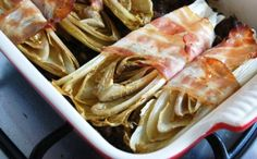 A new take on Belgian Endive Microwave Recipes, Kitchen Recipes, Paleo Recipes, Cooking Recipes, Belgian Endive, Endive Recipes, Ras El Hanout, How To Eat Paleo, Tasty Dishes