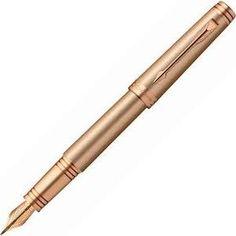 Parker Premier Rose Gold Edition Ballpoint Pen $224