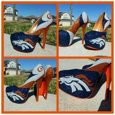 A must for the Die hard Bronco fan...