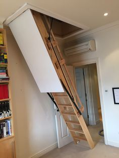 6 Ways To Make Your Garage More Temperature Proof Attic Ladder