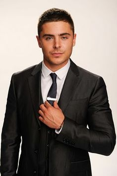 Oh Zac .. How you grew to be a man!