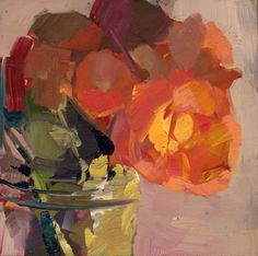 """this is number 1,217 - Lisa Daria Kennedy, """"a painting day..."""""""