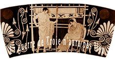 """Jean Giraudoux_La guerra di Troia non si farà Fu messa in scena nel 1944 al Teatro Eliseo di Roma da Guido Salvini, con Andreina Pagnani, Gino Cervi, Annibale Ninchi, Paolo Stoppa e Rina Morelli. Il dramma, scritto e rappresentato a Parigi nel 1935, rivisita il mito della guerra di Troia mettendo in luce il cinismo e i conflitti d'interessi che si nascondono dietro le dichiarazioni ed il gioco della """"guerra come sola igiene del mondo""""."""