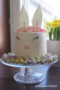 Bunny Cake / Pakkomielteitä