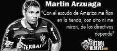 Martin Arzuaga goleador America de Cali 2013 II