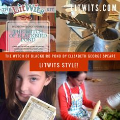 95 Best The Witch of Blackbird Pond - LitWits® images in