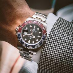 Rolex GMT-Master II – Ref. 116719BLRO - Wristshot
